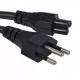 FONTE/CARREGADOR NOTEBOOK HP 19VDC 3.42A (PINO P8.)