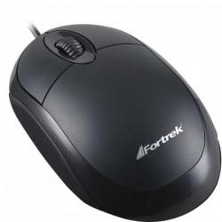 Mouse Optico com Fio USB FORTREK OML 101 - 800DPI