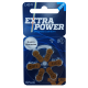 Pilha Auditiva 1.4v ExtraPower mod. n.312 (COM 4 CARTELAS)