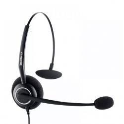 Fone Headset CHS 55 INTELBRAS P/Call centers (Conector RJ9)