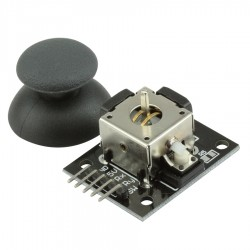 Modulo JOYSTICK Analogico com borracha - Arduino