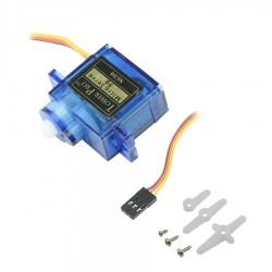 Micro Servo Motor (9g) DXW90 - Tower Pro - Arduino