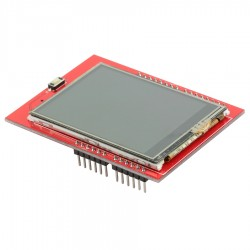 "Display LCD Tft 2.4"" Touch Screen *Shield - Arduino"