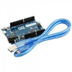 Plataforma Arduino Leonardo R3N com Cabo USB