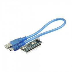 Plataforma Arduino Nano V3.0 + Cabo USB