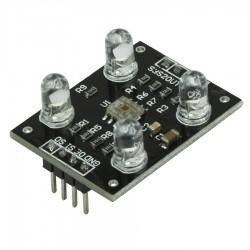 Modulo Sensor de Cor TCS3200 - Arduino