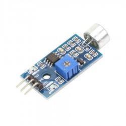 Modulo Sensor de Som (C/Eletreto) - Arduino