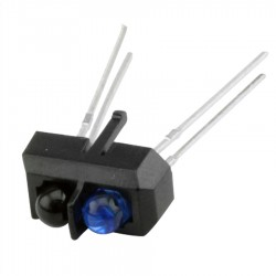 Sensor Ótico Reflexivo (LED) - Emissor/Receptor