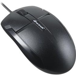 Mouse Optico com Fio USB FORTREK OM101 - 1000DPI