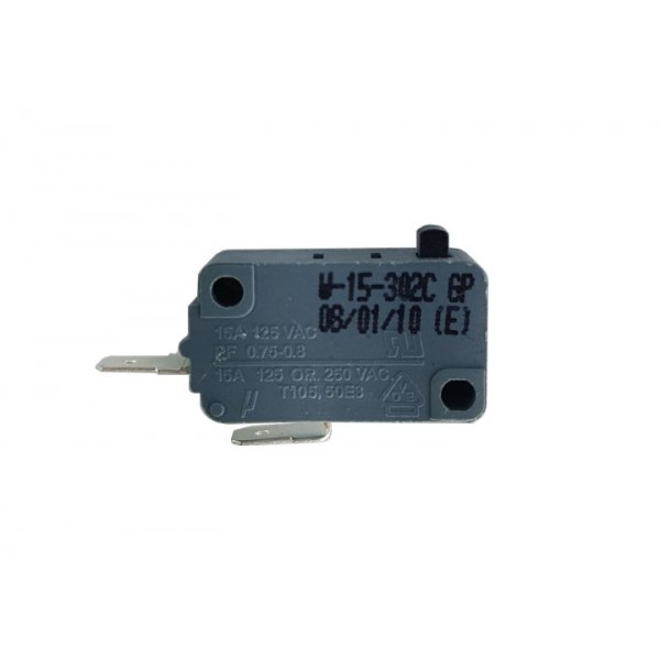 Chave (Switch) Pulso N.A - 2 Terminais (15A EM 127V)