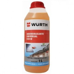 DESENGRAXANTE UNIVERSAL ECO-W - WURTH - 1 Litro