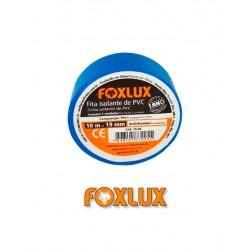 Fita Isolante Azul - 10 metros - FoxLux