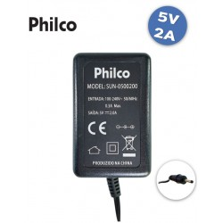 Fonte Chaveada p/ tablet PHILCO - 5VDC 2 Ampere