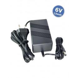 Fonte Chaveada 6VDC 1,5 Ampere