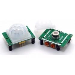 Modulo Sensor De Presença Hc-sr501 Pir Arduino E Raspberry