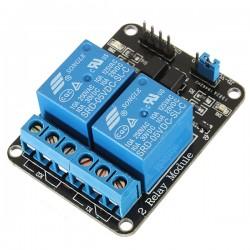 Modulo Relê 2 vias 5vdc - Arduino