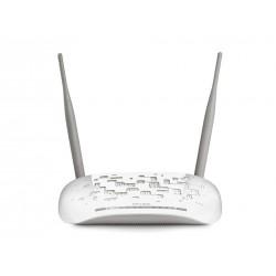 Repetidor de sinal WI-FI Tp-link W849N 300mbps com WPS