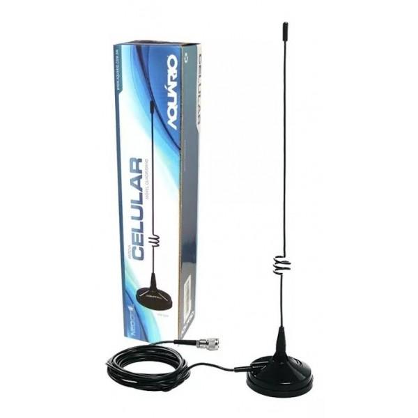 Antena Celular Movel Quadriband Aquario CM 907