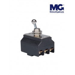 Chave Alavanca Tripolar MARGIRIUS CS-301 30 Amperes