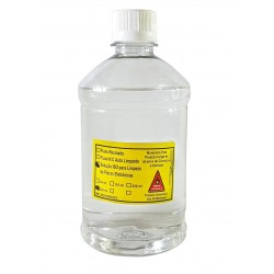 Álcool Isopropílico 500ml.