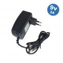 Fonte Chaveada 9VDC 2 Ampere - Com led indicador