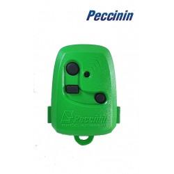 Controle para portão Peccinin 433mhz - Verde