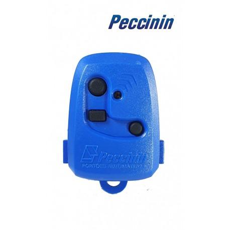 Controle para portão Peccinin 433mhz - Preto