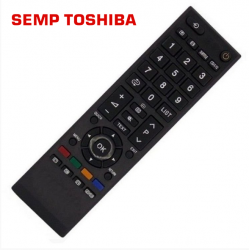 Controle Remoto TV LCD/LED SempToshiba CT-90326/CT-90380/CT-90336/CT-90351 - Confira os modelos!