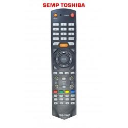 Controle Remoto TV LCD/LED SempToshiba