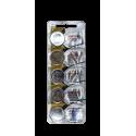 Bateria CR2016 3V Maxell - Cartela com 5un.