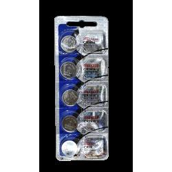 Bateria CR1616 3V Maxell - Cartela com 5un.