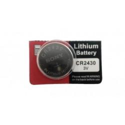 Bateria CR2430 3V Sony