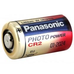 Bateria 3volts CR2 Lithium Panasonic