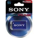 Bateria 9V Alcalina SONY