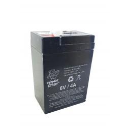 Bateria Selada 6V 4A Planet