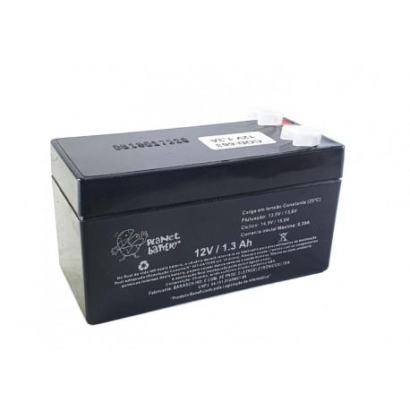 Bateria SELADA 12v 1,3A UNIPOWER