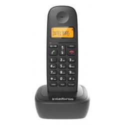 Telefone Sem Fio INTELBRAS TS2510 Com Bina