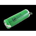 Bateria 3,6v 570mah Recarregável - XD12E