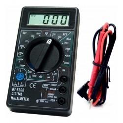 Multímetro Digital - DT-830B - Com teste de continuidade!