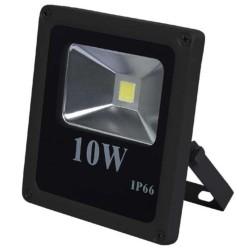 Refletor de Led 10W Branco Frio 110/220V