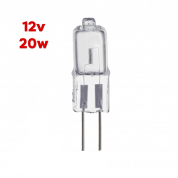 Lâmpada Halógena G4 12 Volts - 20 Watts