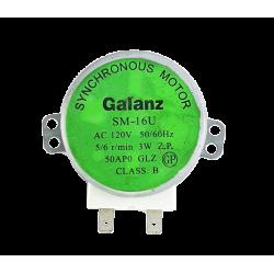Motor para prato de Microondas 127volts - Galanz - 3W - Eixo de Plástico