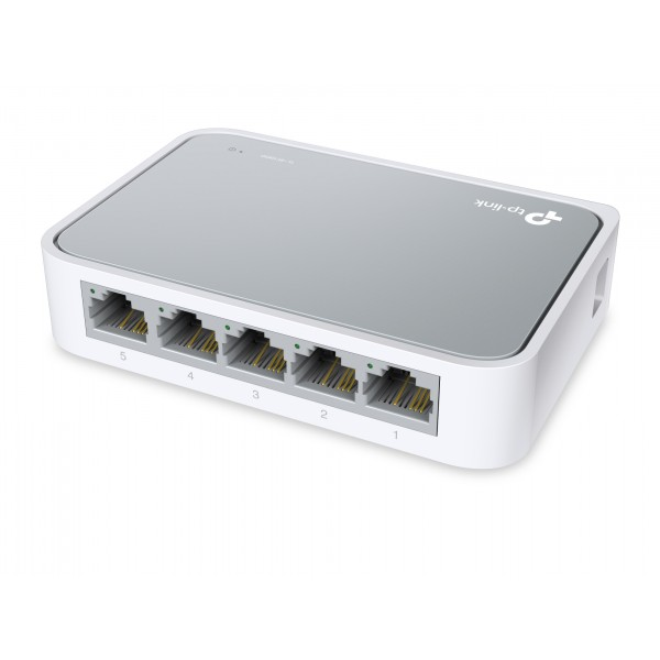 Switch TP-LINK 5 portas 10/100mbps TL-SF1005D
