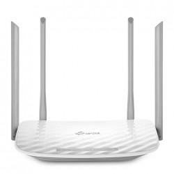 Roteador Wi-Fi TP-LINK 4 antenas AC1200 C50 Archer DualBand - 2.4GHz e 5GHz