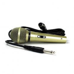 Microfone Profissional Dinâmico M-515 MXT - Metal - Cabo com 5 metros