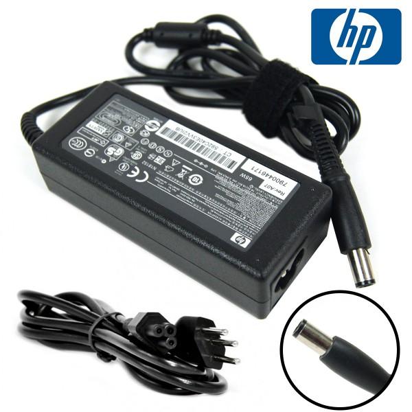 FONTE/CARREGADOR NOTEBOOK HP 18,5VDC 3.5A