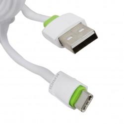 Cabo USB Padrão Tipo C - KD-TC30 Kaidi - 1m