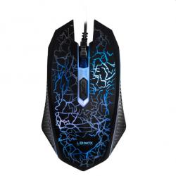 Mouse Optico com Fio GT-M8 LEHMOX - 800, 1.000, 1.200 DPI -