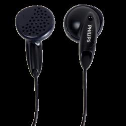 Fone de Ouvido Intra-Auricular SHE1350 - Philips - Preto