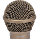 Microfone Profissional Dinâmico M-58 MXT - Metal - Cabo com 3 metros (Conectores em metal)
